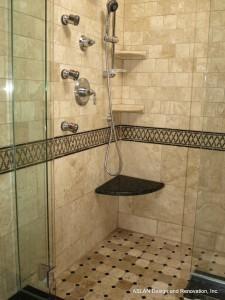 Modern Shower System